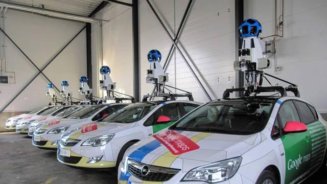 Google ponovno snima na hrvatskim prometnicama