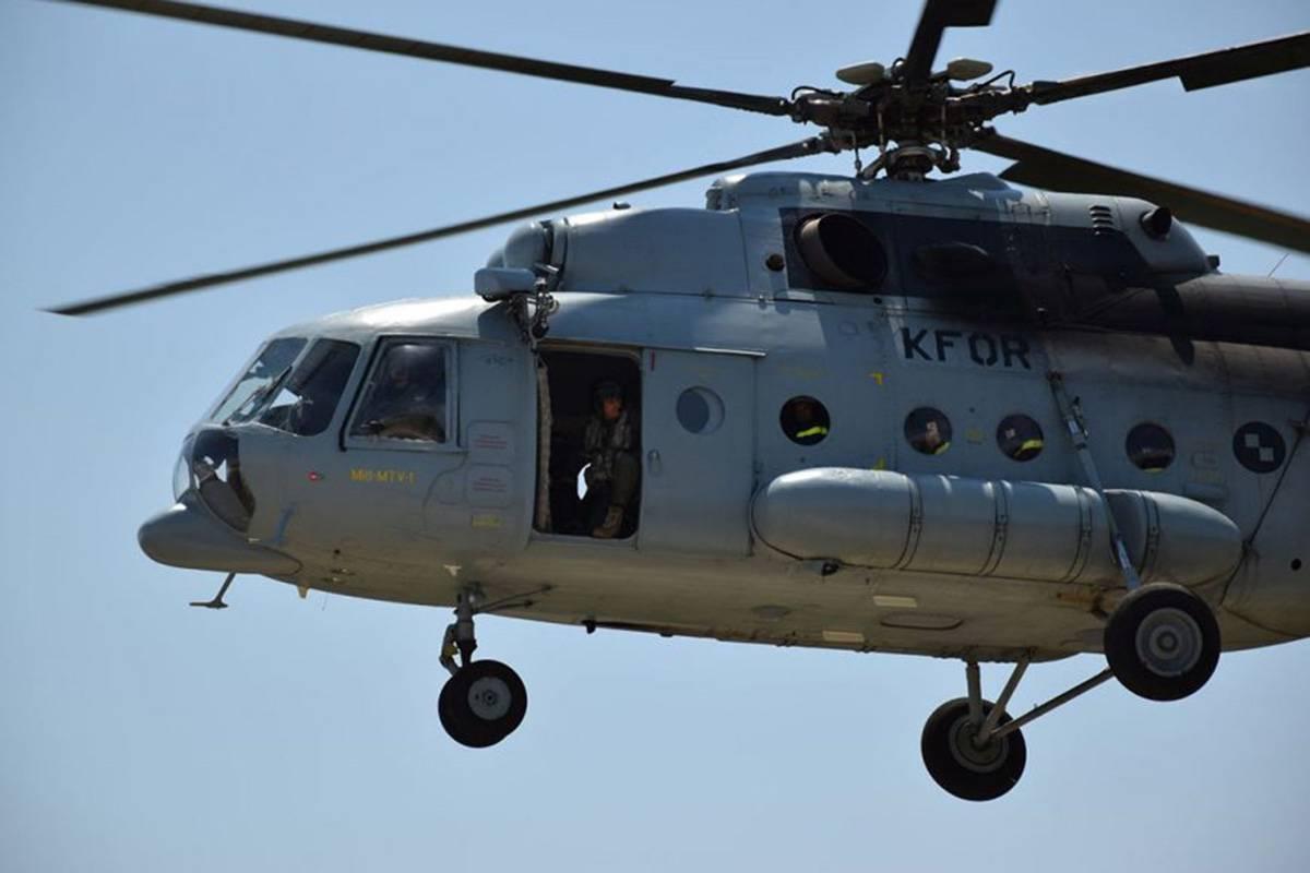 Intervencije: Vojska je hitno prevezla šestero pacijenata