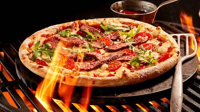 Savršen ljetni ručak: Pripremite fenomenalnu pizzu na roštilju!