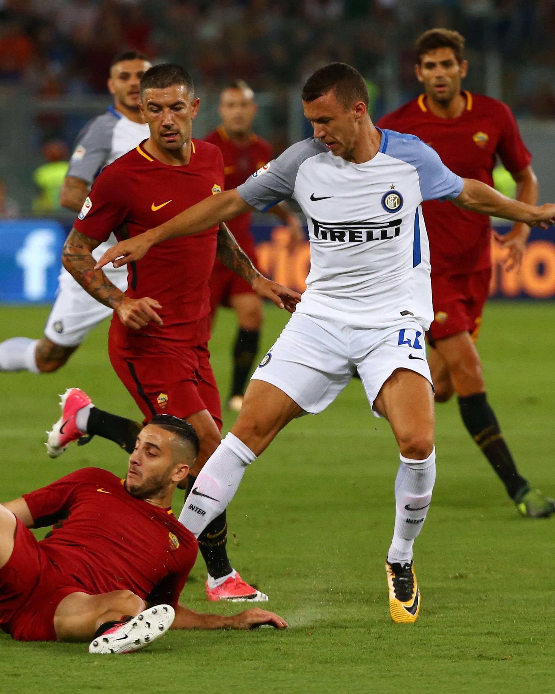 Serie A - AS Roma vs Inter Milan