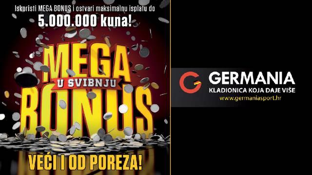 Svim kladioničarima Germania Sport uvijek daje više