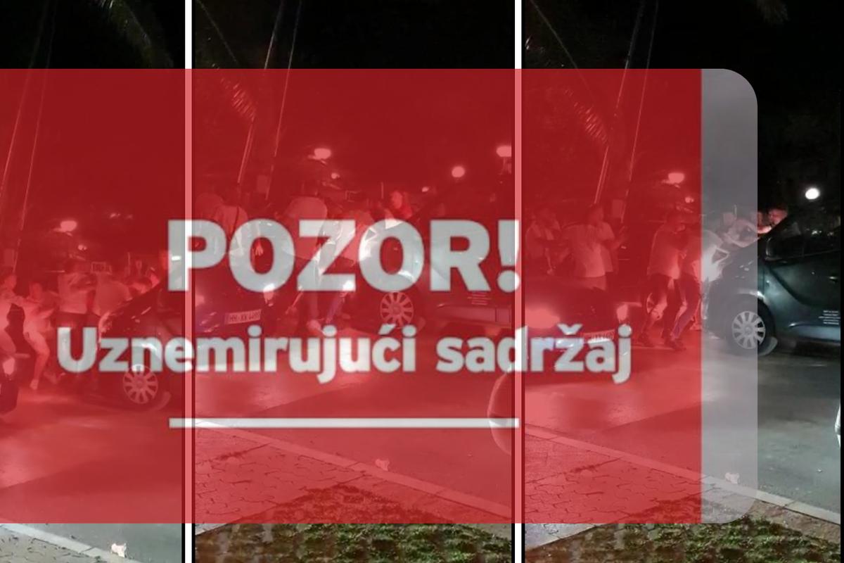 Makarskoj u ! /Snimak