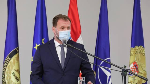 Zagreb: Prezentacija Plana nabave MORH-a za 2021. godinu i uručenje ugovora o nabavi vojne opreme