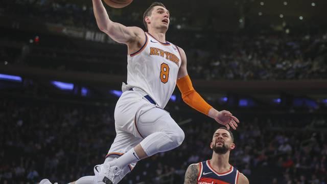 NBA: Preseason-Washington Wizards at New York Knicks