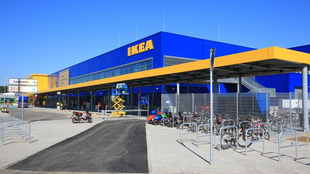 IKEA store in Magdeburg