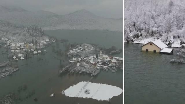Poput apokalipse: Pogledajte razmjere katastrofe u Kosinju
