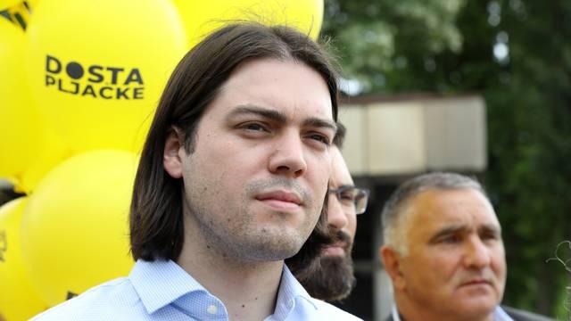 Sinčić ne želi da Bunjac  dođe na njegovo mjesto u Europskom parlamentu: 'On je nasilnik'
