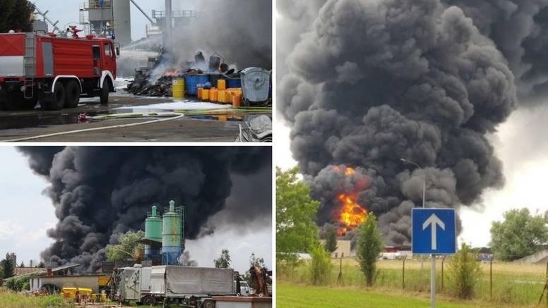 Direktor postrojenja za 24sata: Netko je možda potpalio vatru