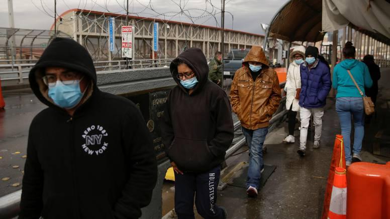 Amerikanci uhitili više od 200 tisuća ilegalnih migranata: 'To ne pamtimo, situacija je teška'