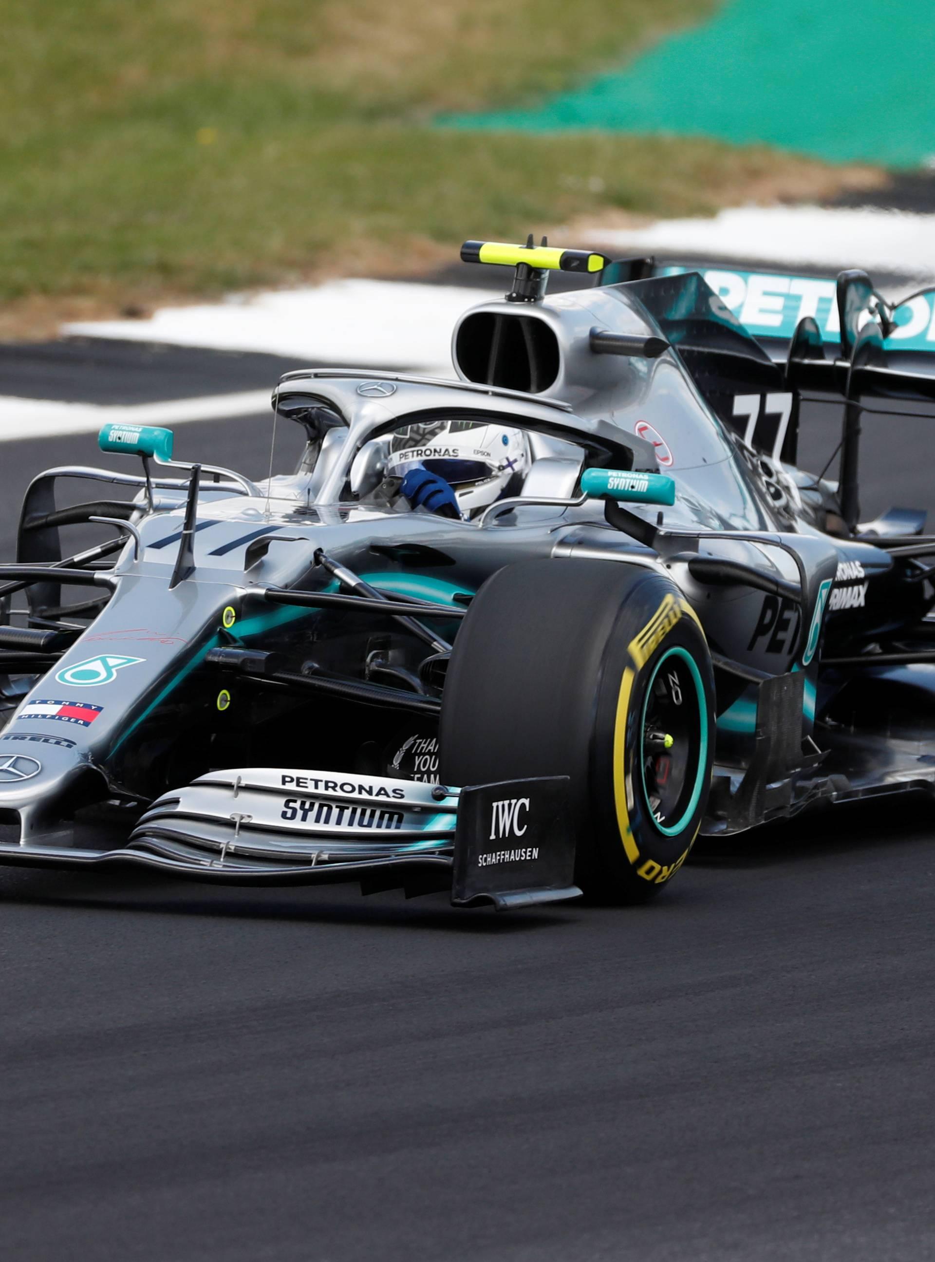 Valtteri Bottas slavio u Austriji, novi sudar Hamiltona i Albona, devetorica nisu završila utrku...