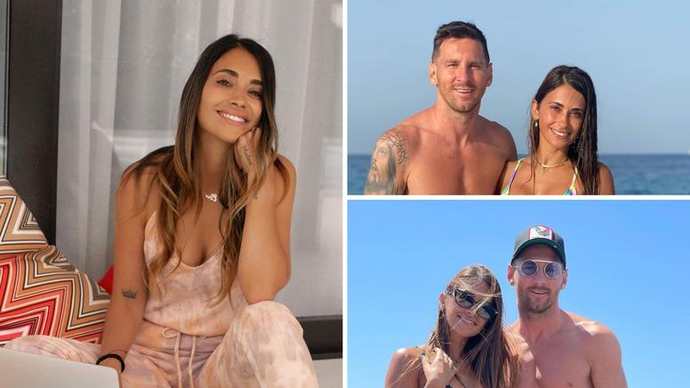 Dok svijet bruji o Messijevom odlasku iz Barcelone, njegova žena objavljuje fotke s Ibize...
