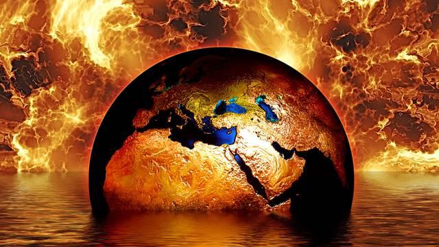 'Zemlja postaje užarena kugla, treba se pripremiti za odlazak'