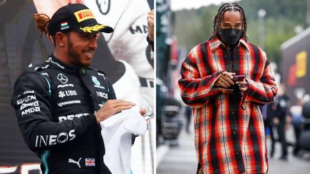 Lewis šokirao modnim stilom: 'Gle ga, izgleda kao moja baba'