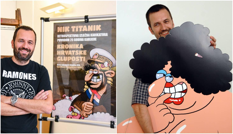 'Za Šteficu je kriva repka, a za karikature hrvatska stvarnost'