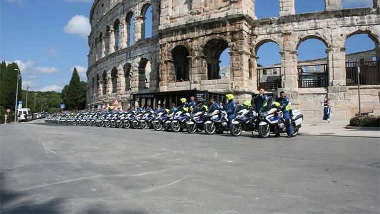 Održano natjecanje prometnih policajaca u vožnji spretnosti u čast poginulog kolege