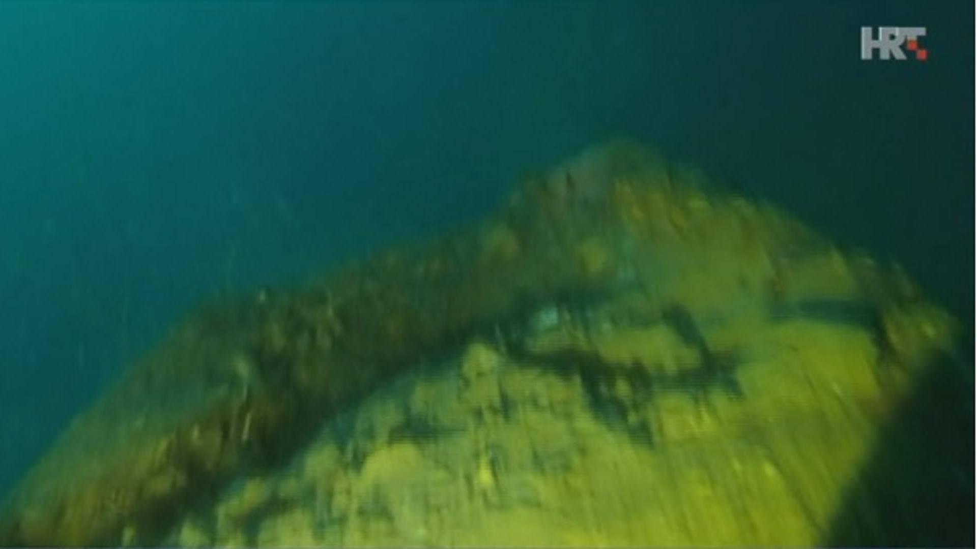 Senzacija: Na olupini slavnog broda kod Visa pronašli sef