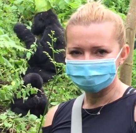 Survivor: Snježana Mehun u Kongu je pronašla svoju gorilu