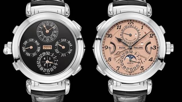 Najskuplji sat na svijetu platio vrtoglavih 210 milijuna kuna