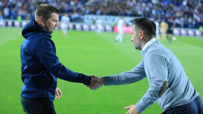Bjelica: Pobjedu smo zaslužili više nego Hajduk, a Gustafsson nam je pomogao promjenom...