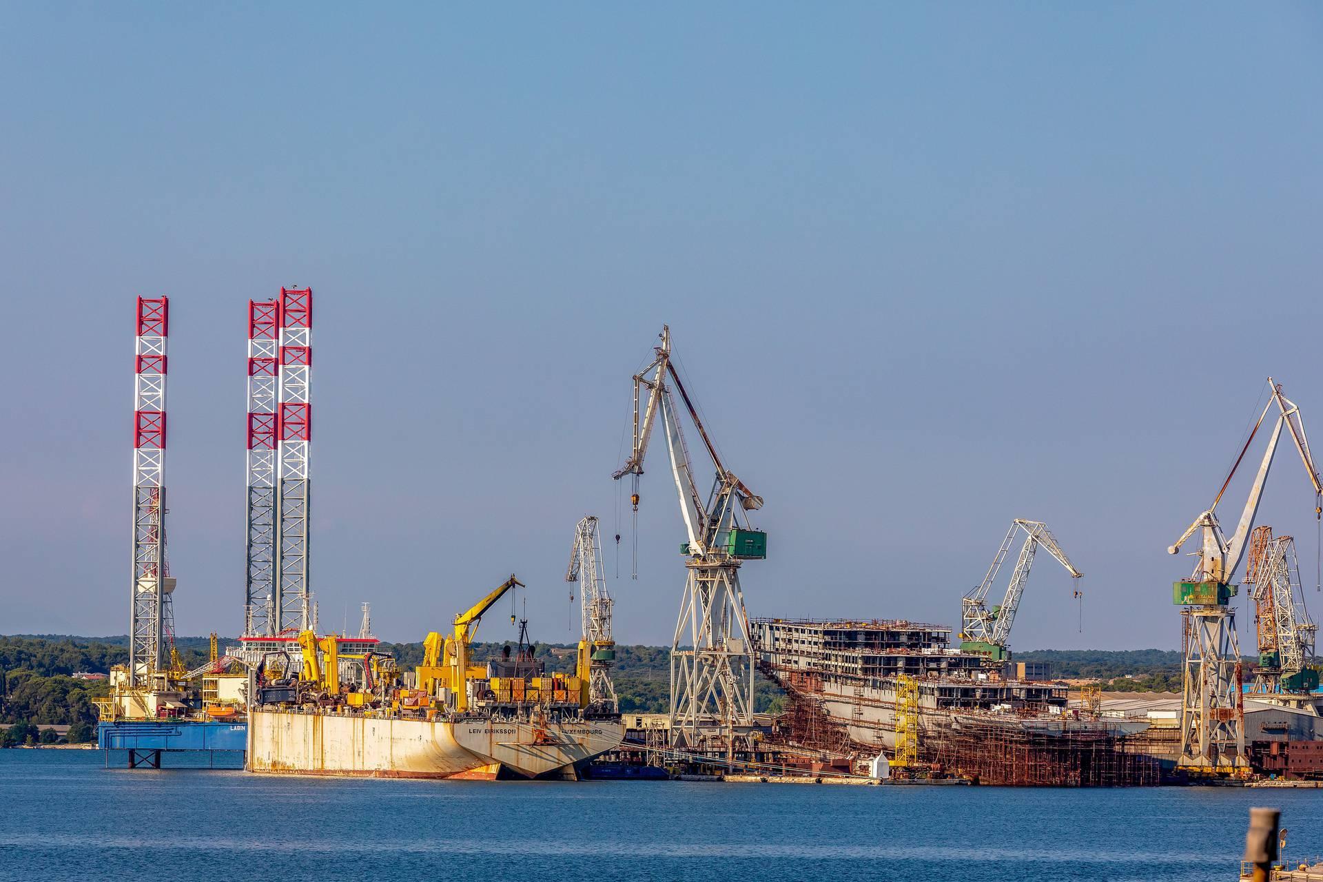 Državna jamstva MKM Yachtsu i Uljaniku za gradnju putničkog broda i pokretanje proizvodnje
