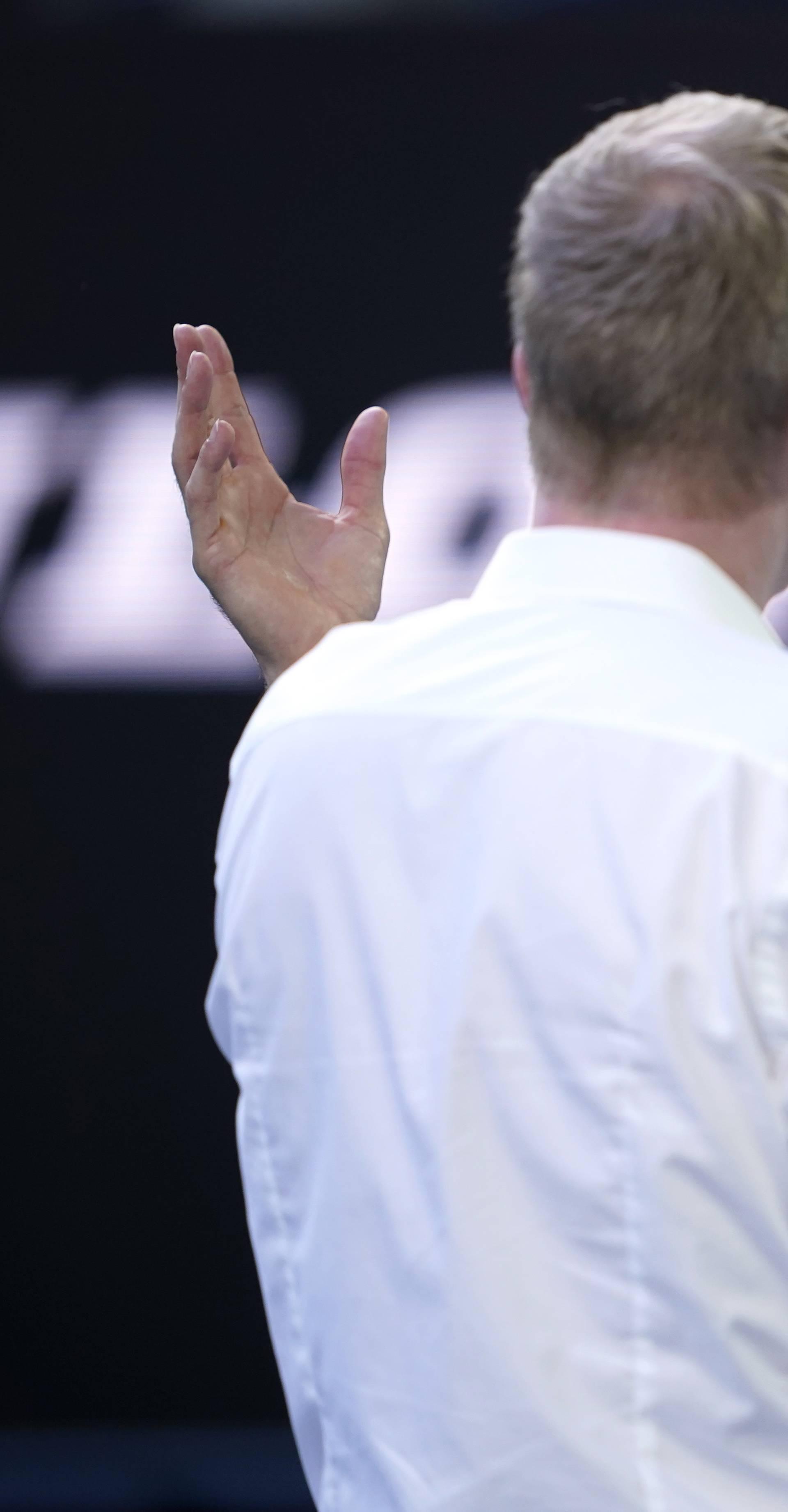 Tennis - Australian Open - Quarter Final