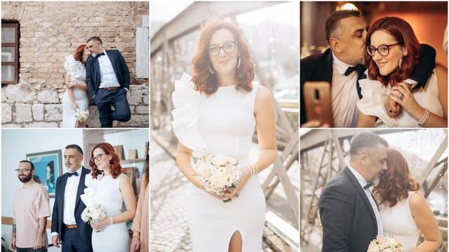Udala se Martina Mlinarević: 'Nije bilo ljepšeg dana od ovog'