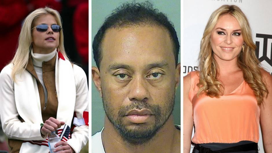 Tiger Woods, magnet za koji se lijepe žene, lova i - skandali...