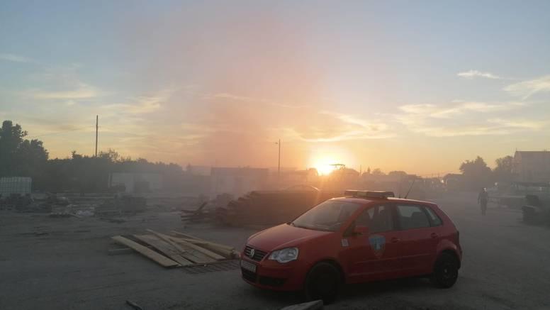 VIDEO Opet gori na Žitnjaku: 'Na toj je lokaciji bilo preko 25 požara u zadnje tri godine'
