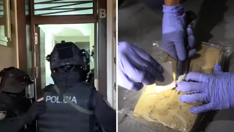 Hrvat, Srbin i Belgijac išli na prekooceansku regatu i usput prokrijumčarili tonu kokaina