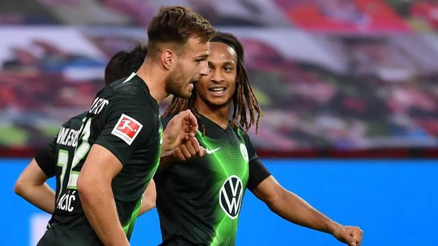 Bundesliga - Bayer Leverkusen v VfL Wolfsburg