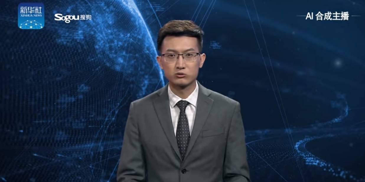 Kina namjerava voditelje vijesti zamijeniti virtualnim lutkama
