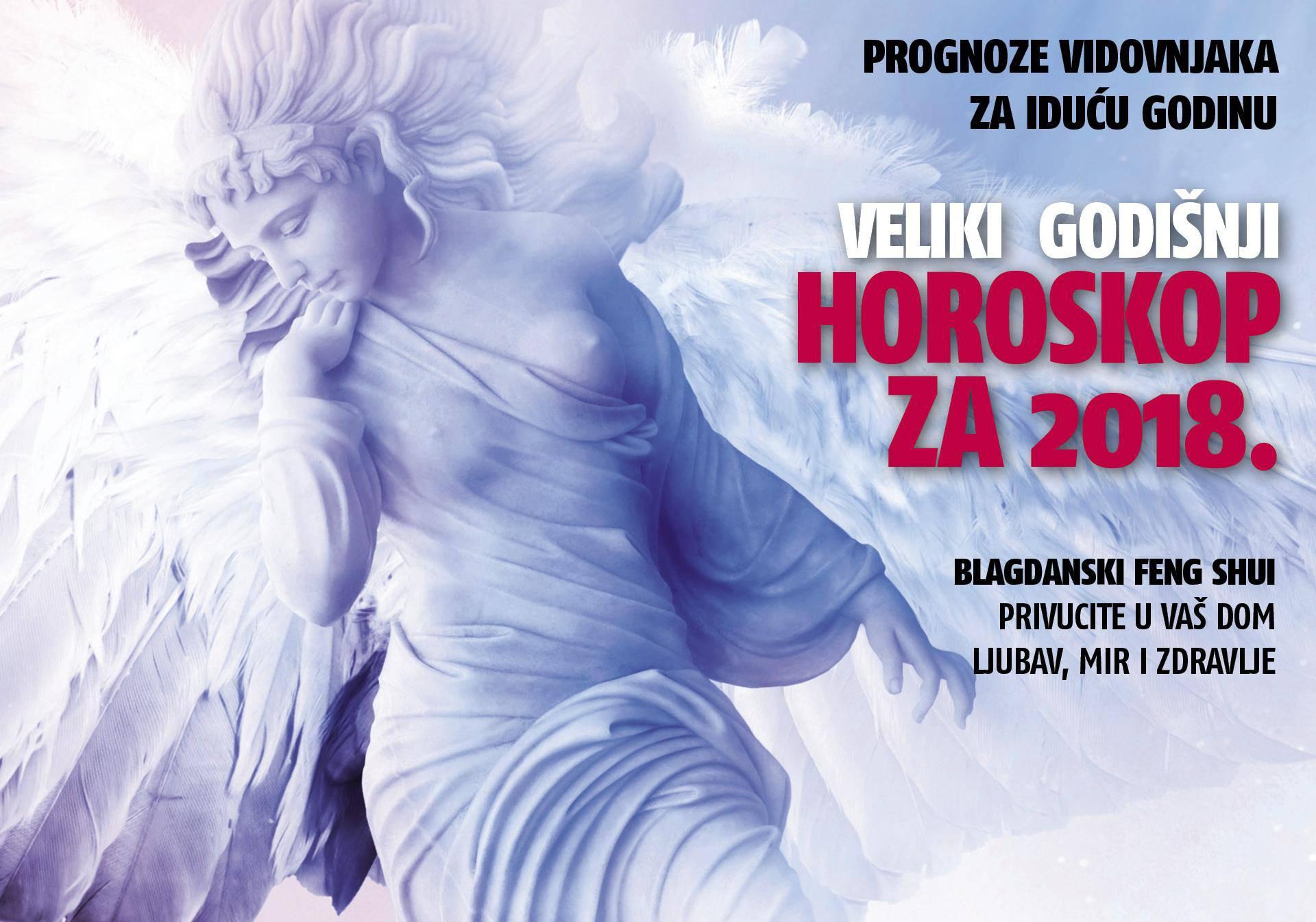Veliki godišnji horoskop i sve prognoze vidovnjaka za 2018.