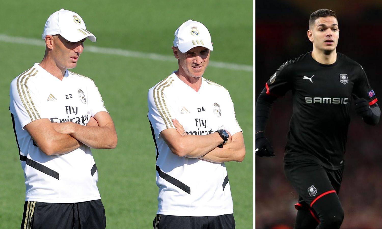 'Kraljevsko' pojačanje stiže u Madrid?! Zidane želi Hatema