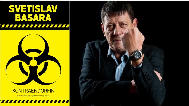 Basarin je najubojitiji roman doživio prvo hrvatsko izdanje!