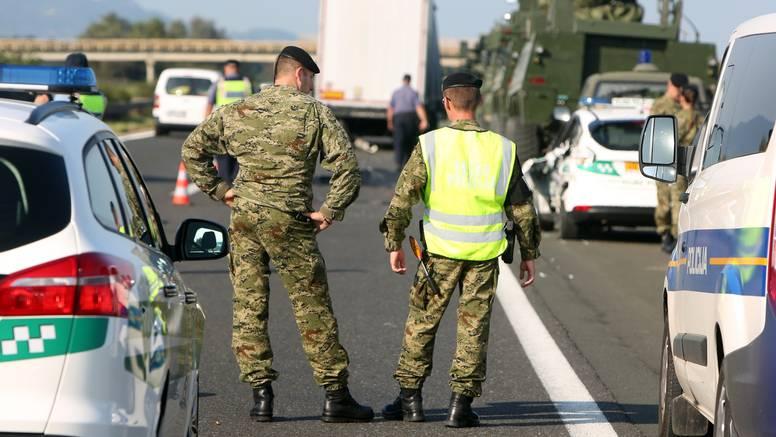 U nesreći kod Karlovca poginuo virovitički vojni policajac (25)