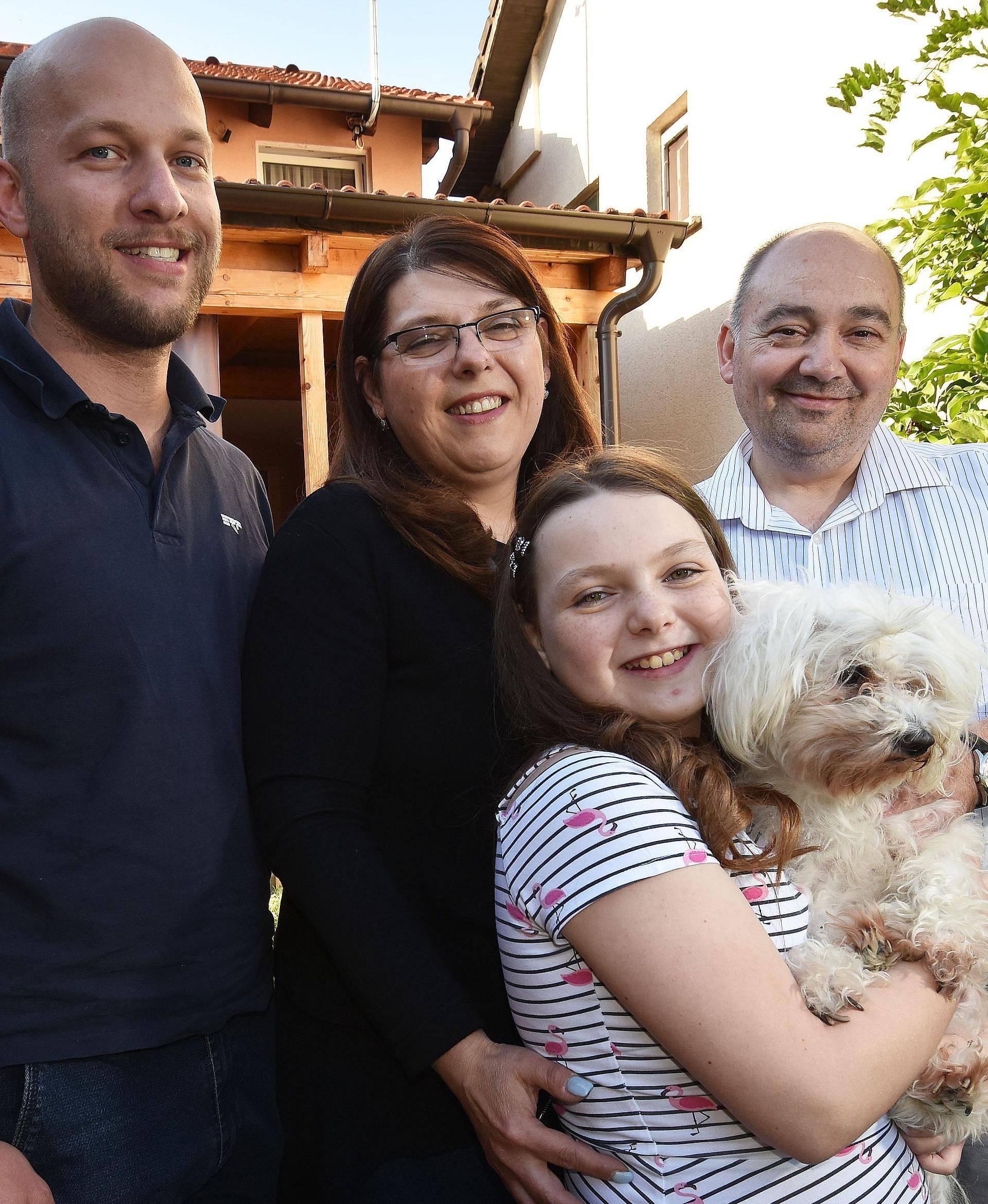 'Pahuljica nam se vratila kući 5 godina nakon što je nestala...'