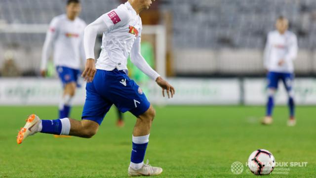 Golazo! Hajdukov 19-godišnjak Tonio Teklić zabio kolosalni gol
