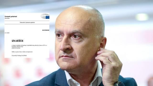 Pogledajte što piše u izvješću Freda Matića koje nisu podržali HDZ i europski desničari