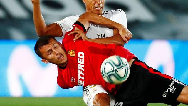 La Liga Santander - Real Madrid v Real Mallorca