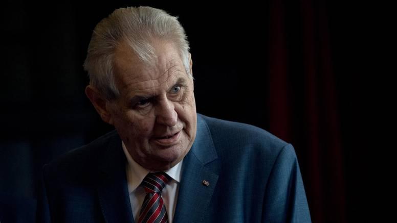 Češki predsjednik ispričao se Srbiji za bombardiranje 1999.: 'Nek nam srpski narod oprosti'