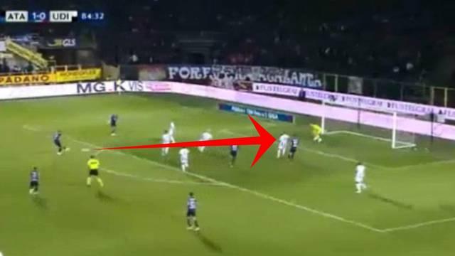 Dok svira radio, Pašalić Mario: Naš veznjak zabio je Udineseu