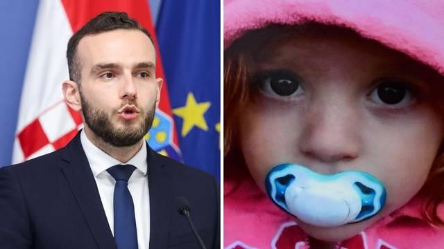 Aladrović nakon sastanka o slučaju umrle curice: 'Mijenjat ćemo zakon o udomiteljstvu'