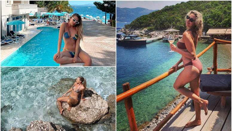 Ljetna vrućina prilika je za nove seksi fotke: Poznate Hrvatice uživaju u raskošnim odmorima