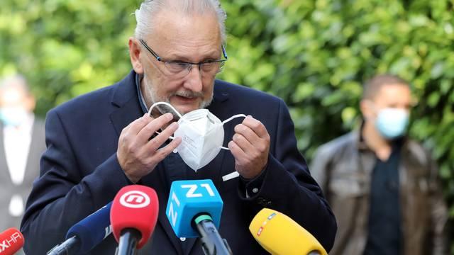 Božinović: 'Zabave i veselice su u ovo doba najveći rizik za širenje zaraze korona virusom'