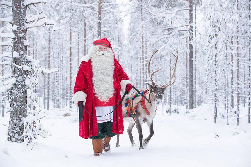 Kod Djeda Mraza u Laponiji: Iz Hrvatske stigne oko 100 želja