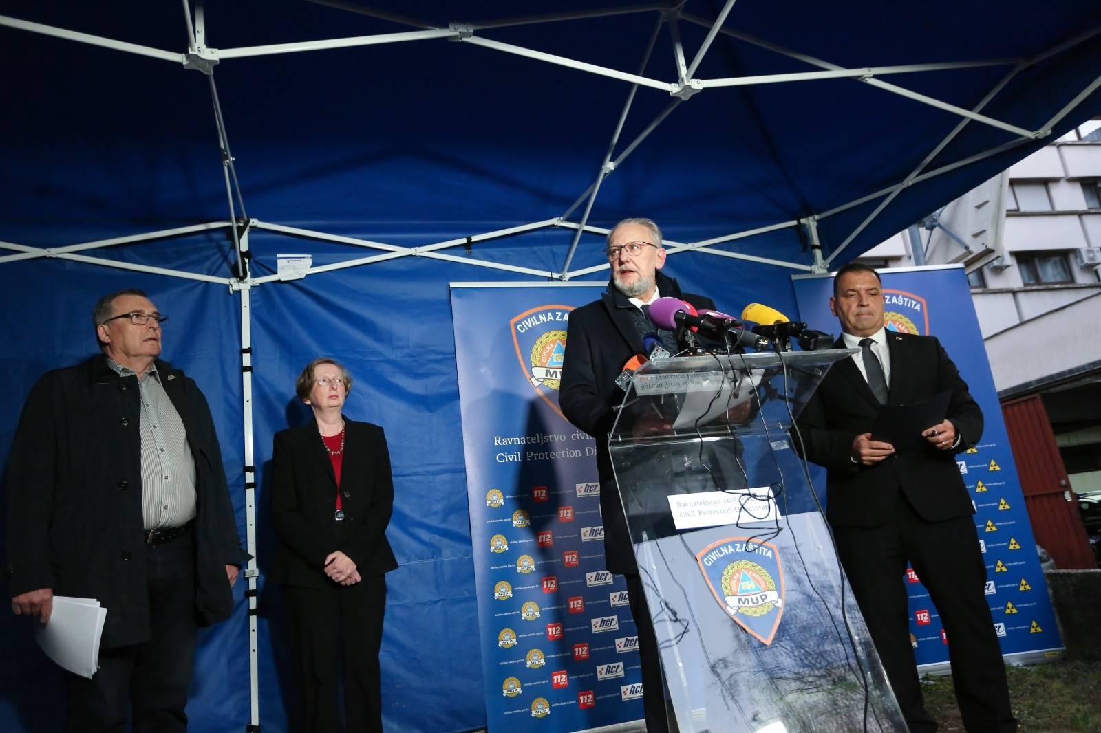Zagreb: Najavljene nove mjere, kafići se sutra zatvaraju, oboljelih je 69