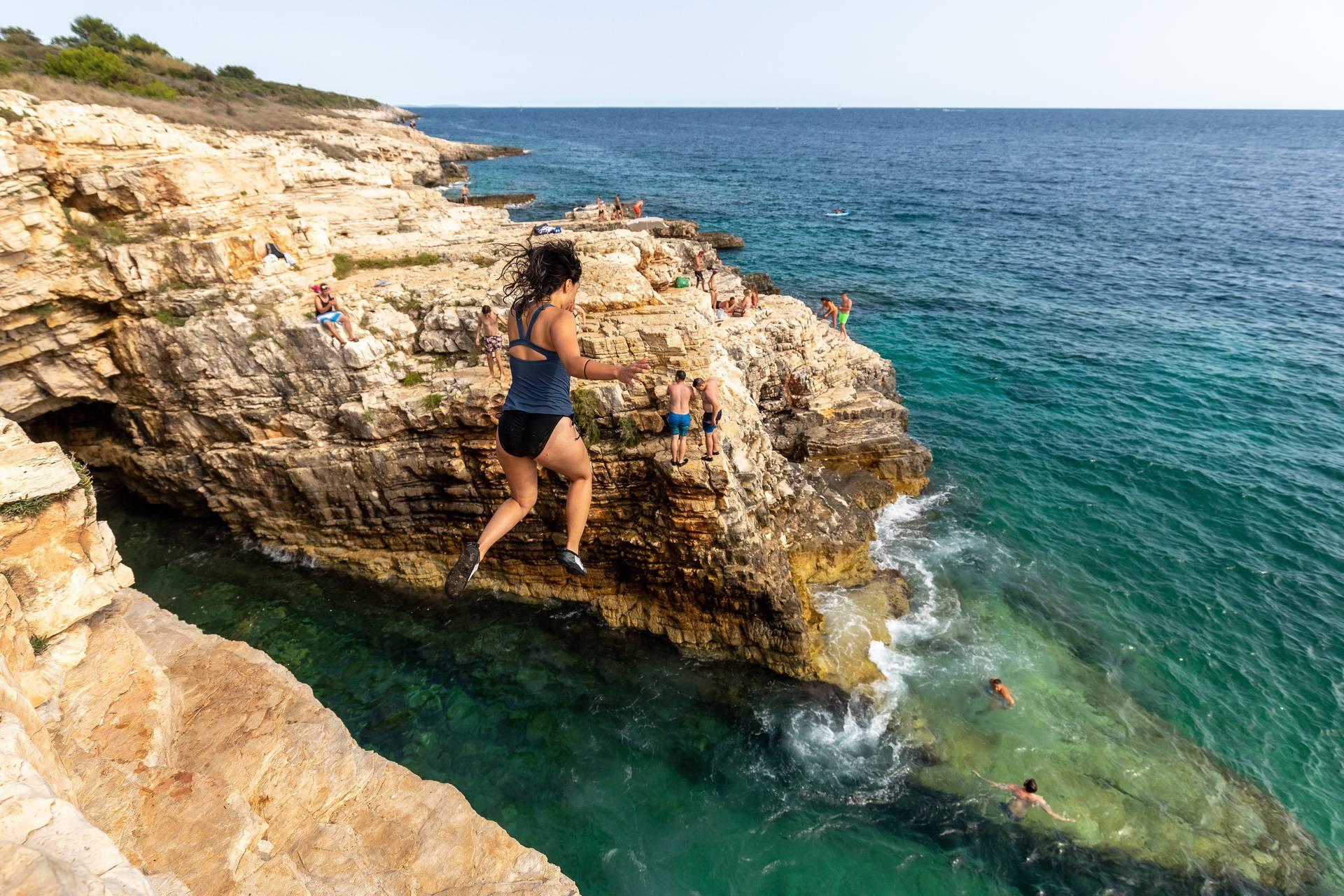 Pogledajte što turisti vole raditi na Premanturi i rtu Kamenjak
