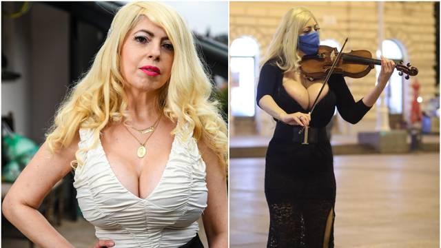 Violinistica: 'Na hejtere se više ne obazirem, puno ljudi mi se javlja na društvenim mrežama'