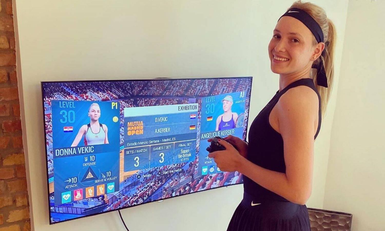 Donna  u polufinalu: Pobijedila je Nadala, ali izgubila od Ferro