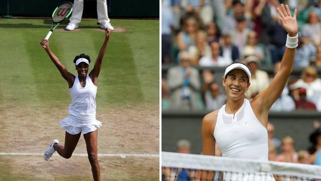 Nezaustavljiva Venus juri po 6. Wimbledon, čeka je Muguruza